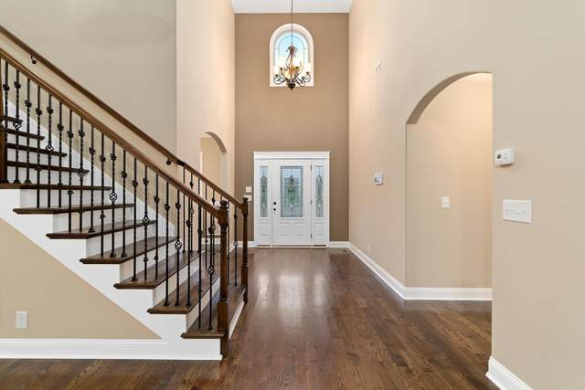 963 Terraceside Cir, Clarksville, TN 37040 (MLS #RTC2156400) :: Village Real Estate