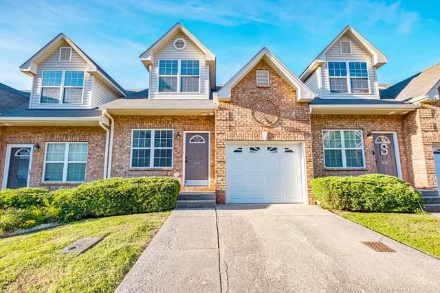 814 Spence Enclave Ln, Nashville, TN 37210 (MLS #RTC2156463) :: Village Real Estate