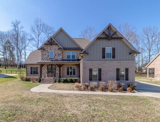140 Copperstone Dr, Clarksville, TN 37043 (MLS #RTC2156495) :: Village Real Estate