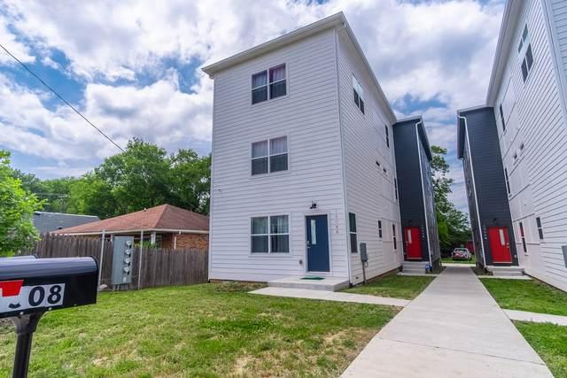 1508A Phillips Street, Nashville, TN 37208 (MLS #RTC2156499) :: Village Real Estate