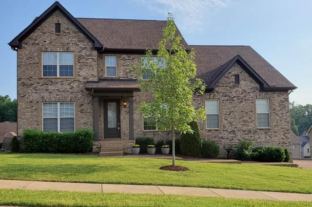 144 Brierfield Way, Hendersonville, TN 37075 (MLS #RTC2156592) :: Village Real Estate