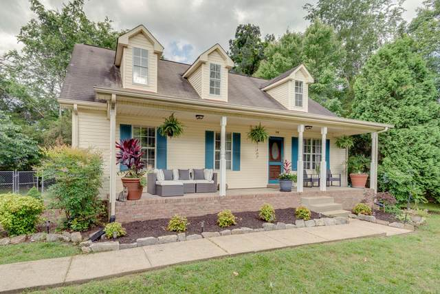 112 Acorn Dr, Dickson, TN 37055 (MLS #RTC2156613) :: Village Real Estate