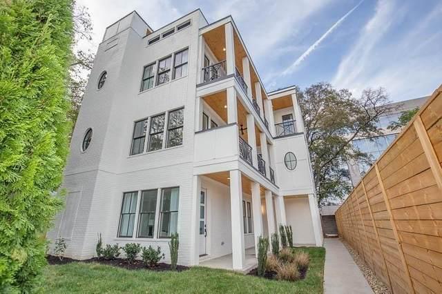 1506B South St, Nashville, TN 37212 (MLS #RTC2156674) :: DeSelms Real Estate
