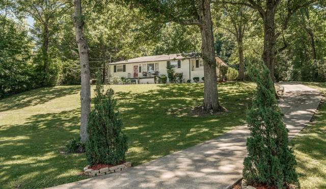 3942 Creekside Dr, Nashville, TN 37211 (MLS #RTC2156685) :: The Milam Group at Fridrich & Clark Realty