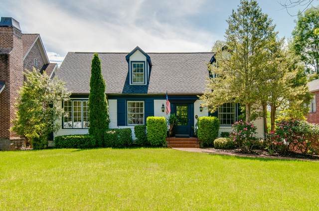 120 Blackburn Avenue, Nashville, TN 37205 (MLS #RTC2156698) :: Fridrich & Clark Realty, LLC