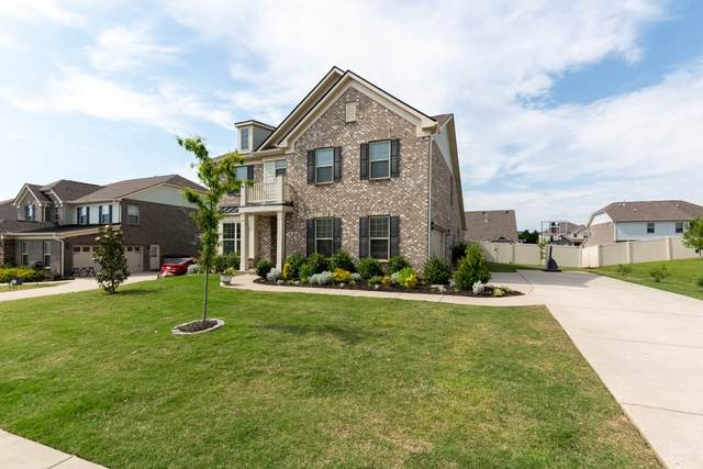 7006 San Gilberto Ct, Spring Hill, TN 37174 (MLS #RTC2156700) :: Exit Realty Music City