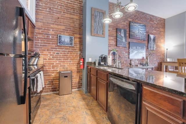 178 2nd Ave N #408, Nashville, TN 37201 (MLS #RTC2156727) :: DeSelms Real Estate