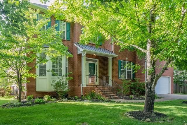 281 Stonehaven Cir, Franklin, TN 37064 (MLS #RTC2156782) :: Village Real Estate