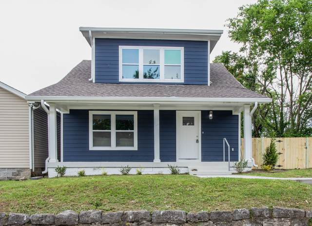 1510 14th Ave N, Nashville, TN 37208 (MLS #RTC2156802) :: Ashley Claire Real Estate - Benchmark Realty