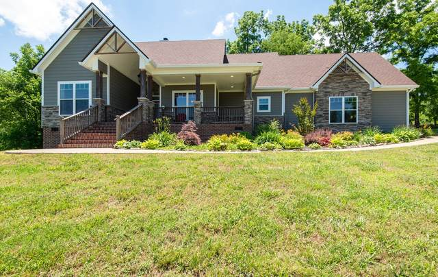 4580 Dugger Rd, Culleoka, TN 38451 (MLS #RTC2156843) :: Armstrong Real Estate