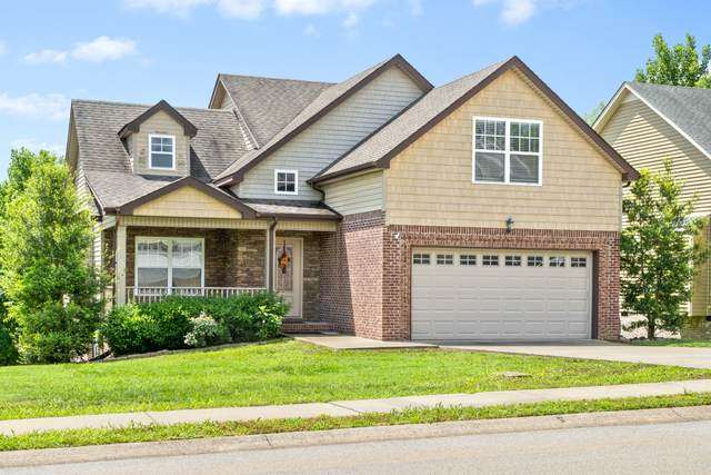 1108 Ishee Dr, Clarksville, TN 37042 (MLS #RTC2156877) :: Village Real Estate