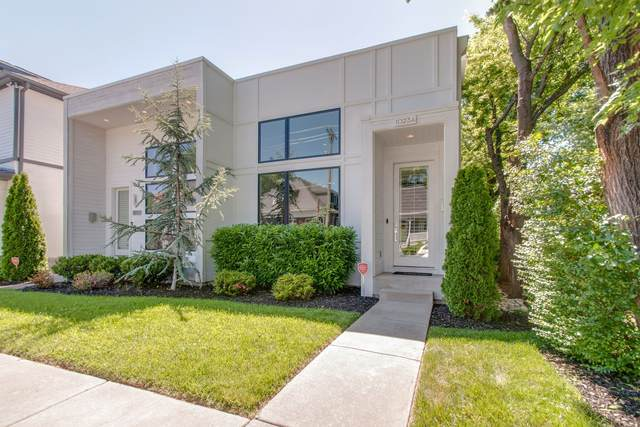 1023A Villa Pl, Nashville, TN 37212 (MLS #RTC2156907) :: DeSelms Real Estate
