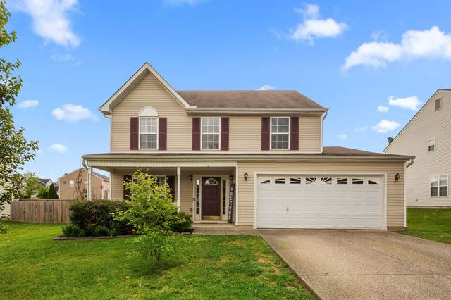 1029 Vanguard Dr, Spring Hill, TN 37174 (MLS #RTC2156908) :: Exit Realty Music City