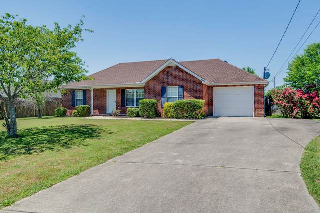 8303 Icon Ct, Smyrna, TN 37167 (MLS #RTC2156910) :: FYKES Realty Group