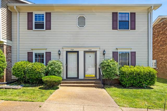723 Brentwood Pt #723, Brentwood, TN 37027 (MLS #RTC2156927) :: Village Real Estate