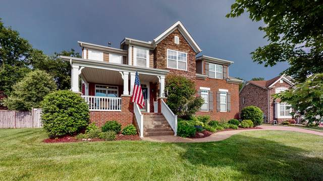 2028 Morton Dr, Spring Hill, TN 37174 (MLS #RTC2157037) :: Exit Realty Music City