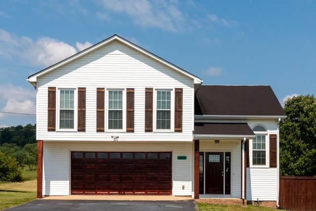 3375 Booker Farm Rd, Mount Pleasant, TN 38474 (MLS #RTC2157040) :: Village Real Estate