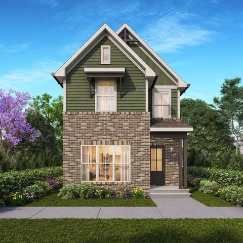 1059 Emery Bay Circle, Lot #38, Hendersonville, TN 37075 (MLS #RTC2157042) :: Village Real Estate