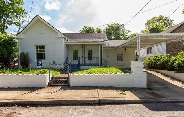 1900 12th Ave N, Nashville, TN 37208 (MLS #RTC2157054) :: DeSelms Real Estate