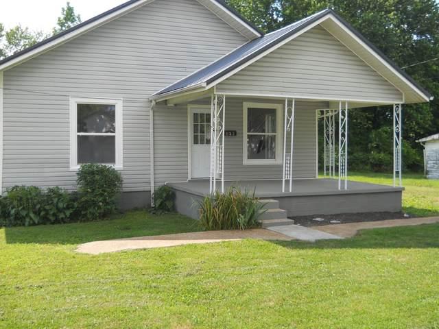 132 N Oak St, Hohenwald, TN 38462 (MLS #RTC2157130) :: Nashville on the Move
