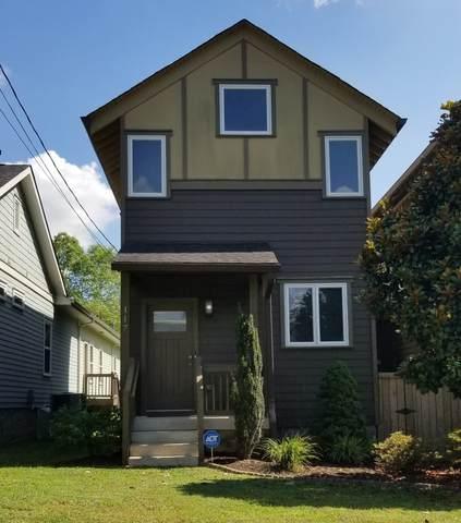 117 Rosebank Ave, Nashville, TN 37206 (MLS #RTC2157187) :: Fridrich & Clark Realty, LLC