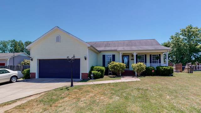 402 Brookside Dr, Mount Pleasant, TN 38474 (MLS #RTC2157207) :: Kimberly Harris Homes