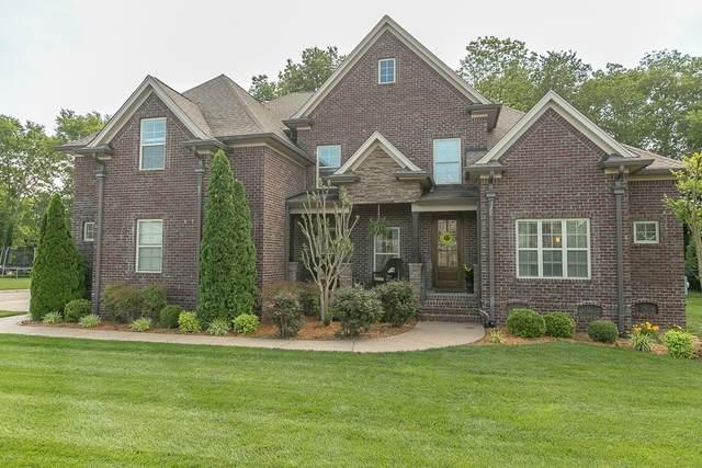 2011 Autumn Ridge Way, Spring Hill, TN 37174 (MLS #RTC2157216) :: Exit Realty Music City