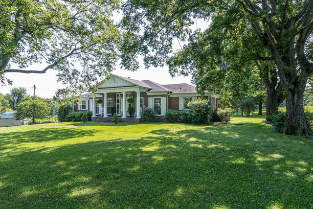 809 S Cannon Blvd S, Shelbyville, TN 37160 (MLS #RTC2157255) :: The Milam Group at Fridrich & Clark Realty