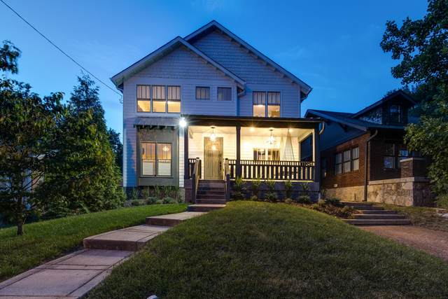 902 Waldkirch Ave, Nashville, TN 37204 (MLS #RTC2157285) :: FYKES Realty Group