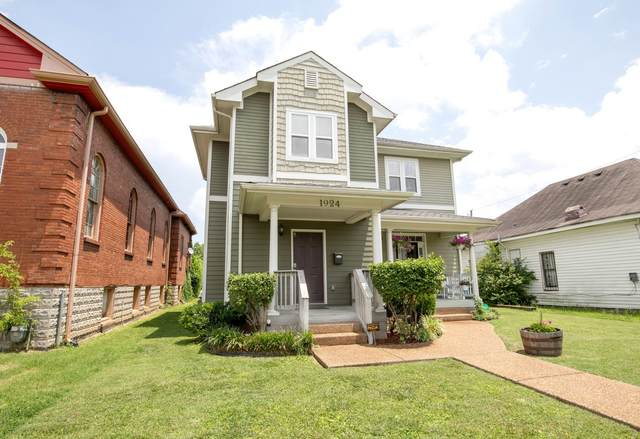 1924 10 Th Ave N B, Nashville, TN 37208 (MLS #RTC2157301) :: Oak Street Group