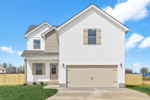 252 White Tail Ridge, Clarksville, TN 37040 (MLS #RTC2157336) :: Armstrong Real Estate