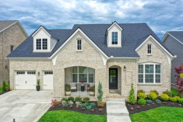 813 Newcomb St, Franklin, TN 37064 (MLS #RTC2157349) :: Fridrich & Clark Realty, LLC