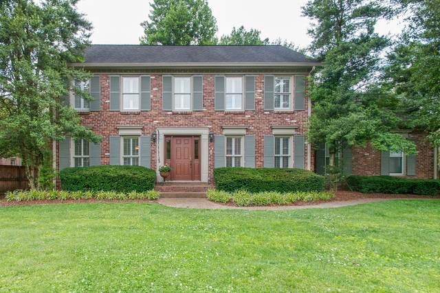 605 Dorshire Ln, Nashville, TN 37221 (MLS #RTC2157376) :: Village Real Estate