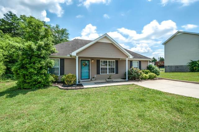 316 Slippery Rock Dr, Murfreesboro, TN 37129 (MLS #RTC2157377) :: Exit Realty Music City