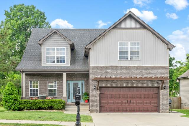 1500 Amberley Dr, Clarksville, TN 37043 (MLS #RTC2157542) :: The Milam Group at Fridrich & Clark Realty