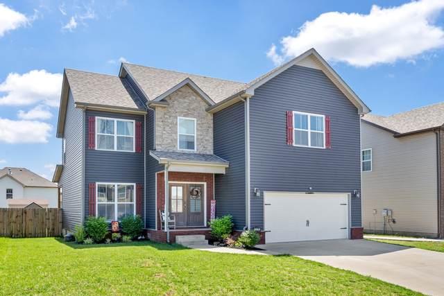 1229 Winterset Dr, Clarksville, TN 37040 (MLS #RTC2157563) :: Oak Street Group