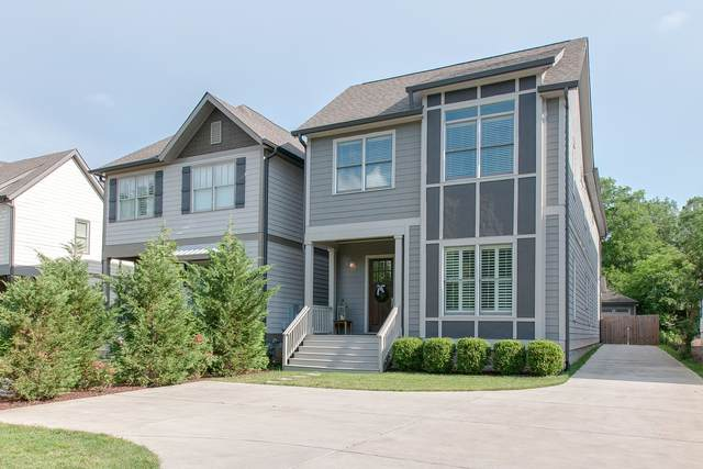 1491B Woodmont Blvd, Nashville, TN 37215 (MLS #RTC2157636) :: Ashley Claire Real Estate - Benchmark Realty