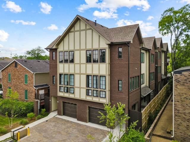 2125 Acklen Ave, Nashville, TN 37212 (MLS #RTC2157820) :: Ashley Claire Real Estate - Benchmark Realty