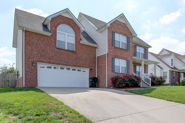 1213 Channelview Dr, Clarksville, TN 37040 (MLS #RTC2157859) :: Berkshire Hathaway HomeServices Woodmont Realty