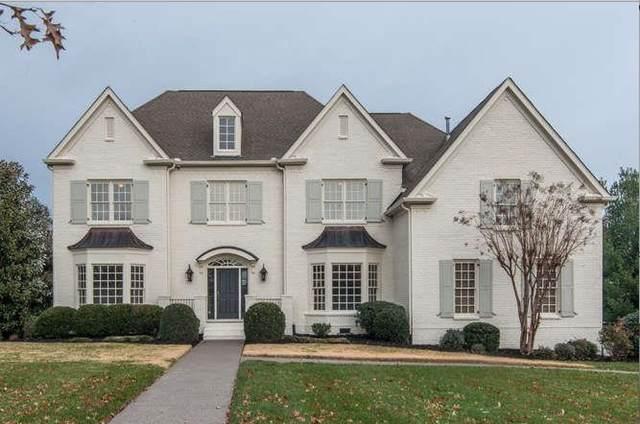 9246 Wardley Park Lane, Brentwood, TN 37027 (MLS #RTC2158002) :: Village Real Estate