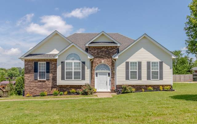 1414 Ambleside Dr, Clarksville, TN 37040 (MLS #RTC2158010) :: Five Doors Network