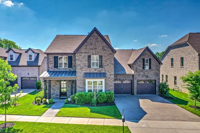 1005 Reese Dr, Franklin, TN 37069 (MLS #RTC2158100) :: The Group Campbell powered by Five Doors Network