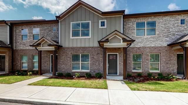 555 Gresham Ln 7C, Murfreesboro, TN 37128 (MLS #RTC2158136) :: The DANIEL Team | Reliant Realty ERA