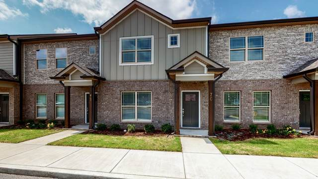 555 Gresham Ln 7D, Murfreesboro, TN 37128 (MLS #RTC2158142) :: The DANIEL Team | Reliant Realty ERA