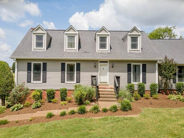 439 Jones Lane, Hendersonville, TN 37075 (MLS #RTC2158165) :: Village Real Estate