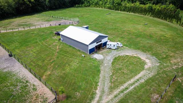 484 Will Hickerson Rd, Tullahoma, TN 37388 (MLS #RTC2158174) :: Village Real Estate