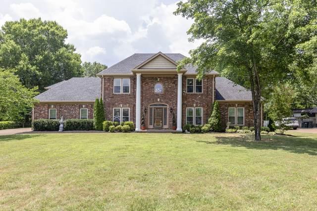 308 Rising Sun Lane, Old Hickory, TN 37138 (MLS #RTC2158321) :: Village Real Estate
