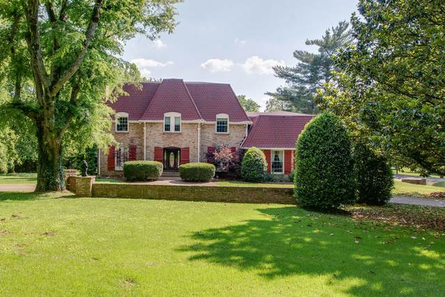 2907 Tyne Blvd, Nashville, TN 37215 (MLS #RTC2158378) :: Maples Realty and Auction Co.