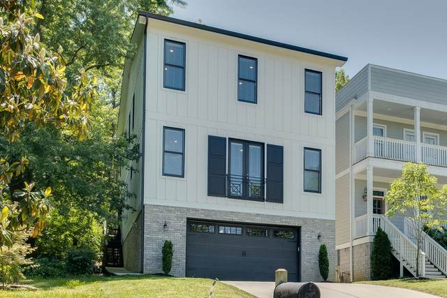 813A Halcyon Ave, Nashville, TN 37204 (MLS #RTC2158475) :: Nashville on the Move