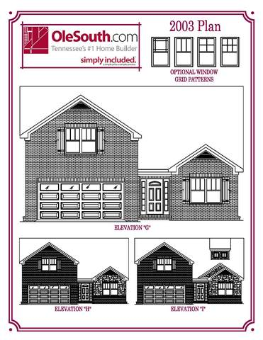 87 Edgefield Ct (Lot 87), Pleasant View, TN 37146 (MLS #RTC2158601) :: The Group Campbell powered by Five Doors Network
